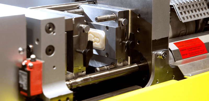 the injection molding process